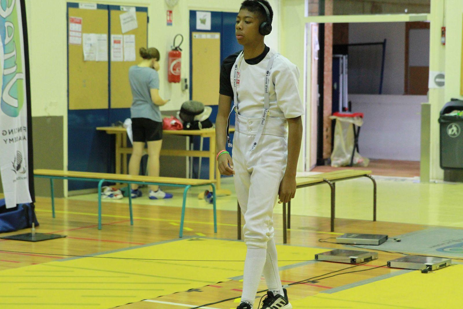 TC Epée U17-U20 2021 - Album Jour 6 - Vendredi 30 juillet