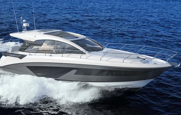 Gran Turismo 45, le nouveau flagship de la gamme des sport cruisers de Bénéteau