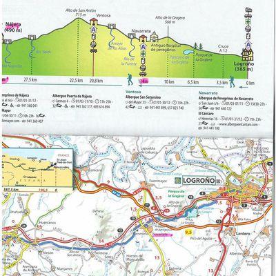 Etape 17 et fin : Navarette - Najera (16 km) - 18 mai 2019