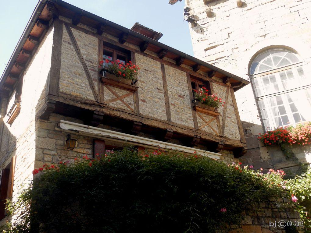 ETAPE 6 - de NASBINALS à SAINT CHELY d'AUBRAC