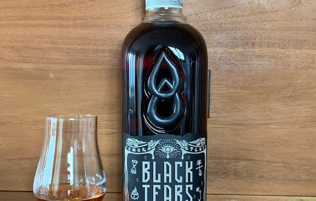 Black Tears Cuban Rum