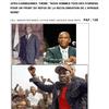 JOURNEE PANAFRICAINE DE SOLIDARITE AVEC LES PATRIOTES IVOIRIENS LE 26/12/10 DE 13H30 A 18H30 A L'INITIATIVE DU MOUVEMENT SEMATAWY ET DU COLLECTIF DES ASSOCIATIONS AFRO-CARIBEENNES
