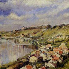 La Page poésie d'Odile : Un fleuve nous habite