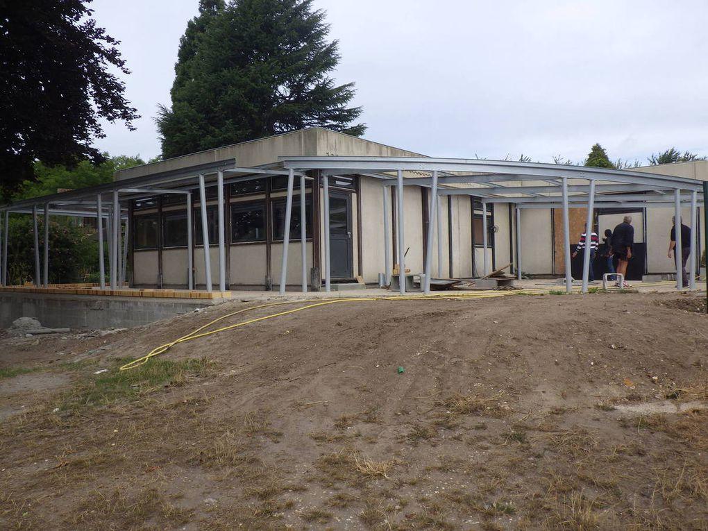 Virginie Chevance architecte de la rénovation de l'école d'Hautot-sur-Seine