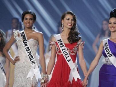 Miss Univers 2009, encore une Vénezuelienne...
