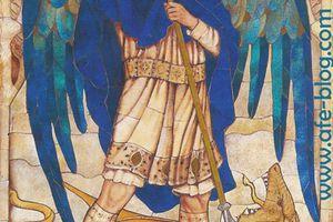 Saint Michel, gardien de l'Evangile