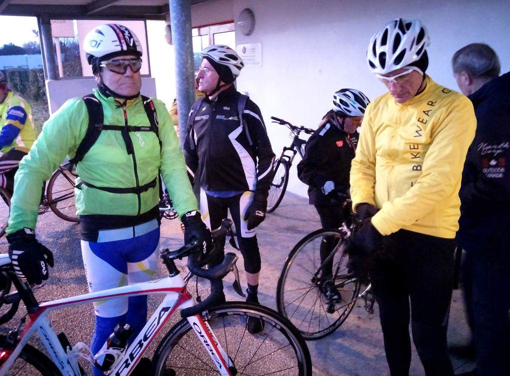 Rando du Téléthon / Proposition Randonnée Marocaine (urgent !) / et notre nouveau CycloCross Man...