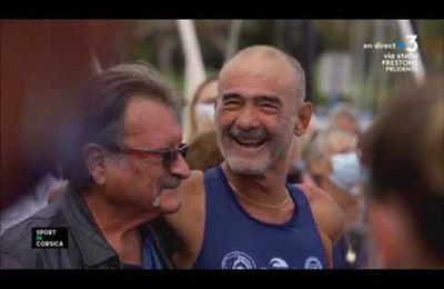 Reportage sport in Corsica du 08 novembre 2020