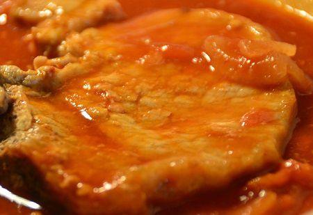 Côtes de porc tomates au cookeo