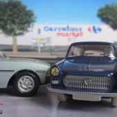 FASCICULE N°7 PEUGEOT 404 COMMERCIALE DINKY TOYS 1/43 REEDITION ATLAS - car-collector.net