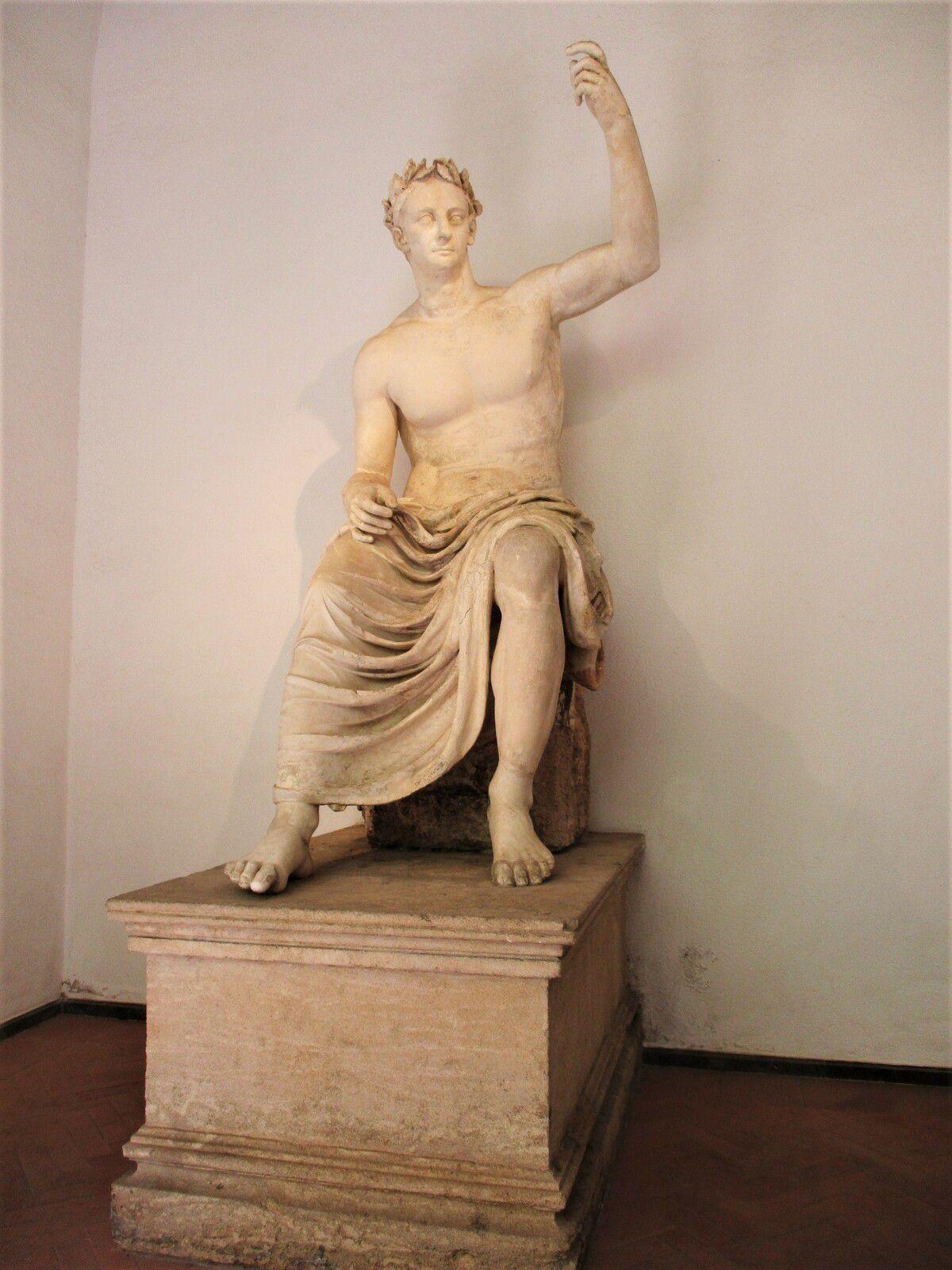 Sicile - Palerme : le musée archéologique Antonio Salinas
