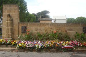 Commémoration du 5 décembre 2012