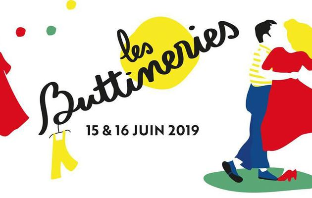 Buttineries 2019 : les puces de la Butte.