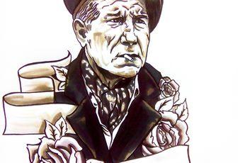 Jean Gabin tatouage