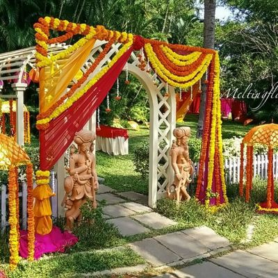 Some Effective Wedding Decoration Ideas In Bangalore