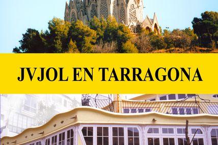 """nou llibre """"JVJOL EN TARRAGONA"""""""