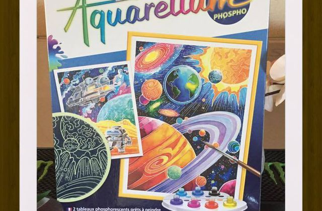 Aquarellum sentosphère - Loisirs créatifs