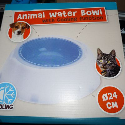 Animal water bowl de chez action