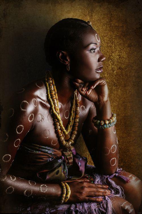 Las 10 africanas de 2016: imágenes de la fotografía artística de Joana Choumali.- El Muni.