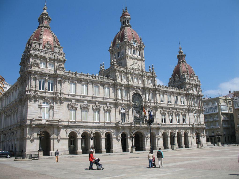 Album - La Coruña, la Plaza de Maria Pita (2013)