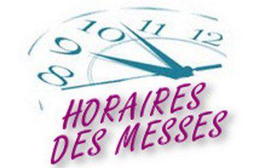 Horaires des messes - Paroisse de Colomiers