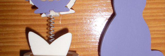 Hibou en bois