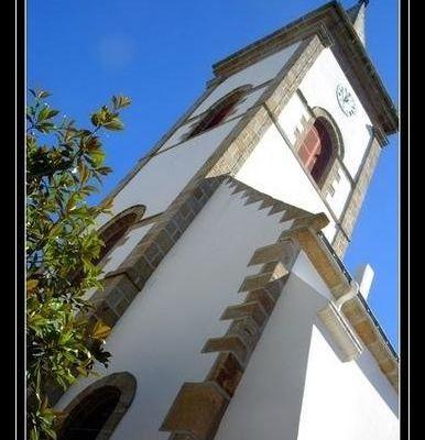 Morbihan 2008 : L'église de Damgan