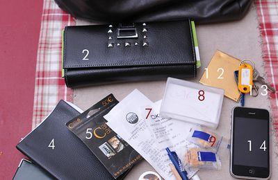 Le sac de Myriam