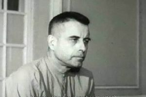 Jeremiah Denton dies at 89; POW who blinked 'torture' in Morse code