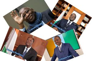 A propos du silence de l'Elysée après le déjeuner Macron-Ouattara