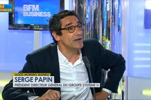 Serge papin sur BFM Business : nous rentrons dans l'ère du ''Click & Bouclard'' !