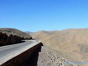 Nationale 9, Agdz -Ouarzazate (Maroc en camping-car)