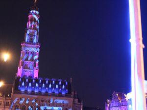 autour du Marché de Noël d'Arras
