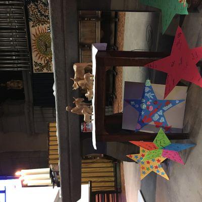 Célébrations de Noël pour les primaires