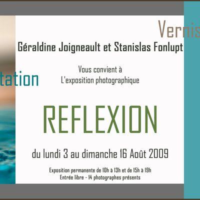 REFLEXION - LE POULIGUEN -