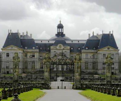 Mardi 31 mars : Vaux-le-Vicomte