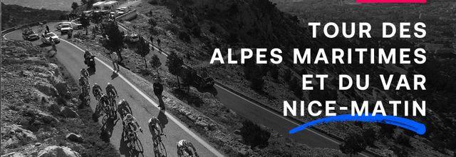 Eurosport devient le diffuseur du Tour des Alpes Maritimes et du Var Nice Matin