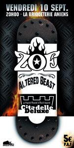: : Vendredi 10 : Citadelle Deluxe + Altered Beast + Zoé :: :