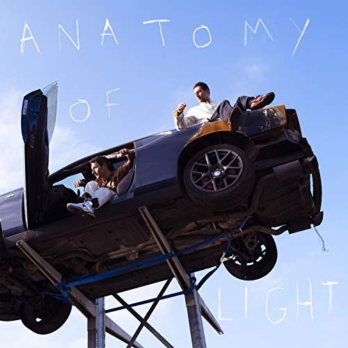 Aaron est de retour avec l'excellent « Anatomy Of Light » !