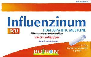 Homéopathie : non, Influenzinum n'est pas un vaccin antigrippal
