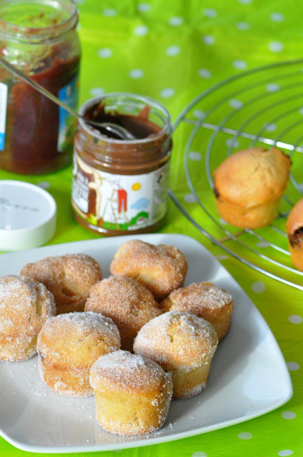 Doffins, duffins les petits muffins qui font semblant d'être des donuts....