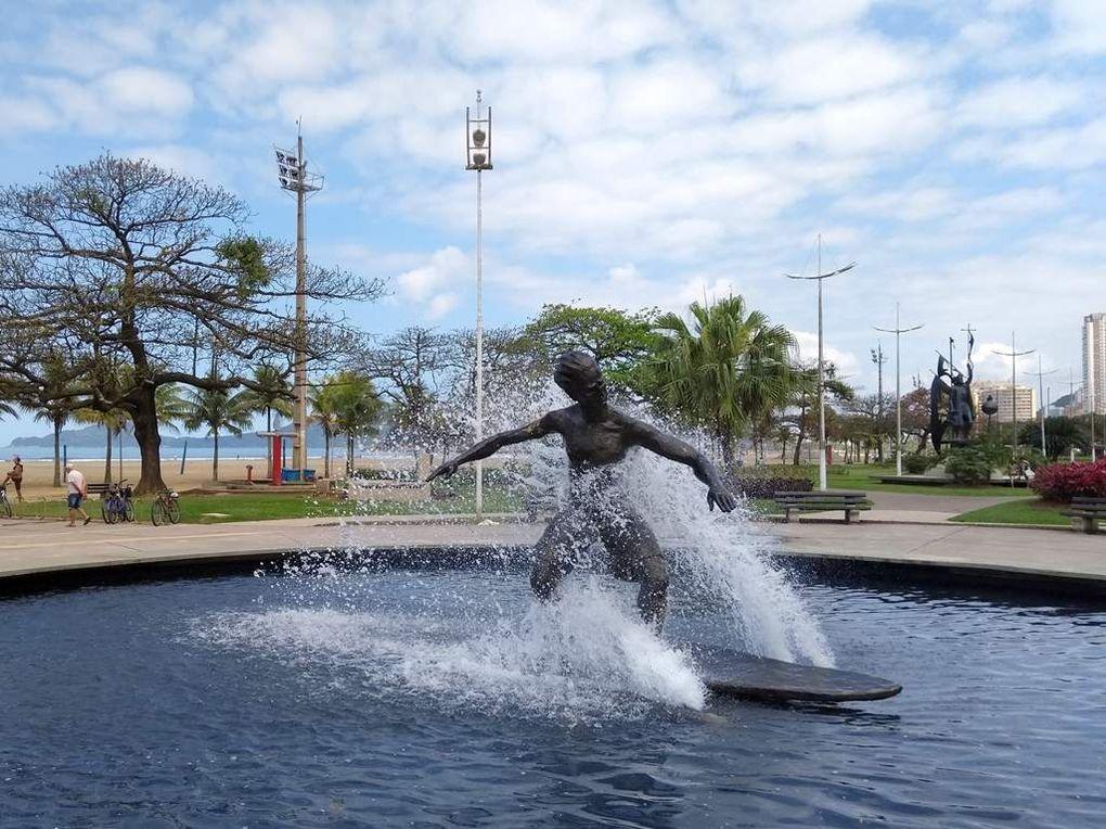 Trois jours à Santos