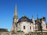 7 - Un petit tour en Bretagne : visite de quelques enclos paroissiaux
