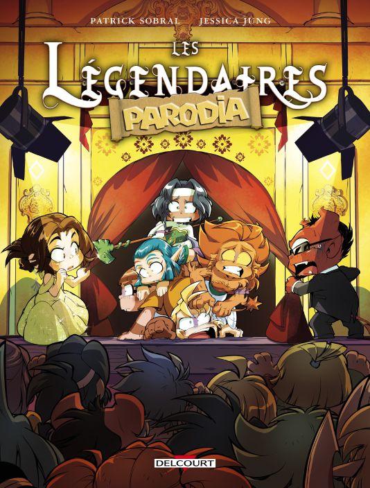 ALERT : Parodia is (really) back !