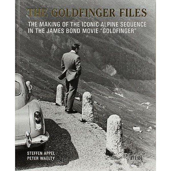 THE GOLDFINGER FILES - Steffen Appel und Peter Wälty