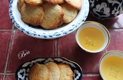 Biscuits au citron