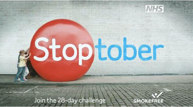 Les Anglais recommandent la cigarette électronique pendant Stoptober