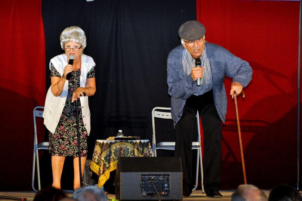 """""""Dernière Tournée"""" Festival Sous le Noyer 2014- Diaporama"""