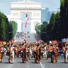 14 juillet - Vive la France - Vive la Wallonie Française
