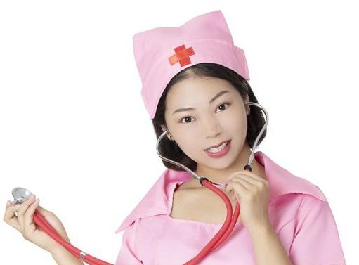 Infirmière chinoise